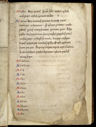 Annals For The Years 83-104 AD, In The Worcester Anglo-Saxon Chronicle